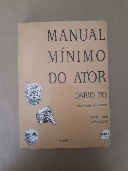 Manual Mínimo Do Ator - Dario Fo