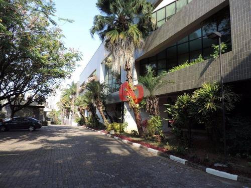 Galpão Comercial E Industrial Para Venda E Locação, Alphaville , Barueri. - Ga0620