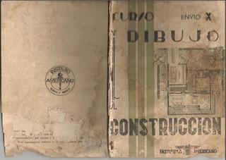 Libro Curso De Dibujo De Construcción