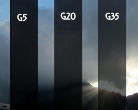 Pelicula Insulfilm Bobina 0,75 X 8,00m G5, G20, G35 + Brinde