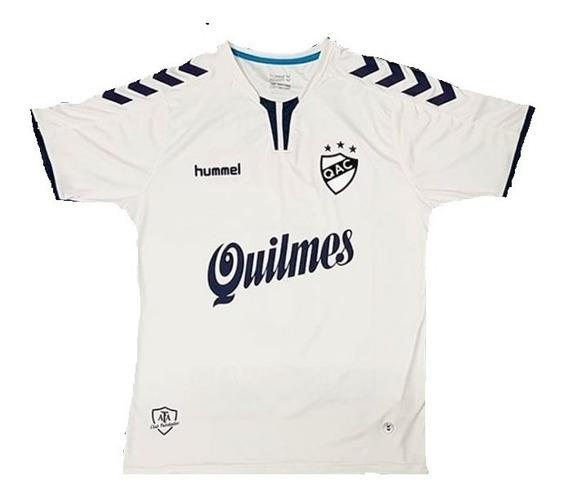 Nueva Camiseta De Quilmes Hummel 2019 Titular-suplente