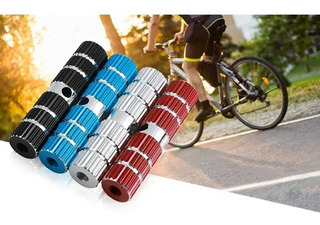 Pedalines Eastman De Aluminio Finos Azul - Racer Bikes