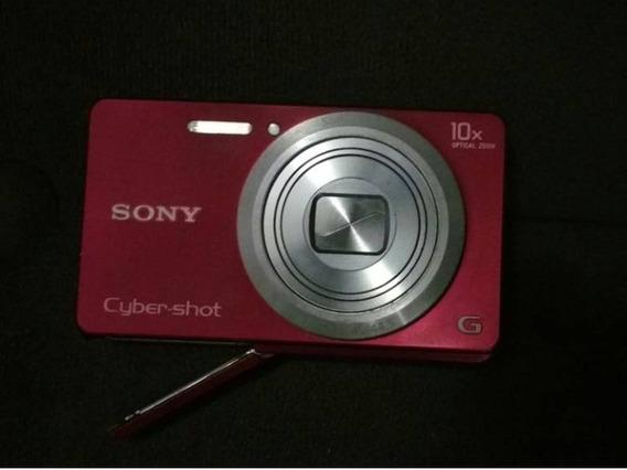 Câmera Digital Sony Cyber Shot Dsc W690 16.1 Mpx