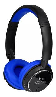 Auricular Zealot B370 Bluetooth Radiomicrófono Lectorsd Auxp