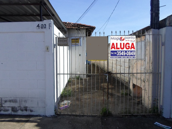 Casa Para Aluguel, 1 Dormitórios, Mirante - Mogi Mirim - 190