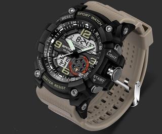 Reloj Tactico Militar Sanda Antishock