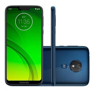 Smartphone Motorola Moto G7 Power 32gb 4gb Ram   Novo