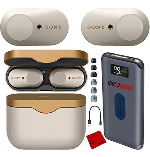 Imagen 1 de 5 de Sony Wf-1000xm3 Auriculares Verdaderamente Inalambricos Con