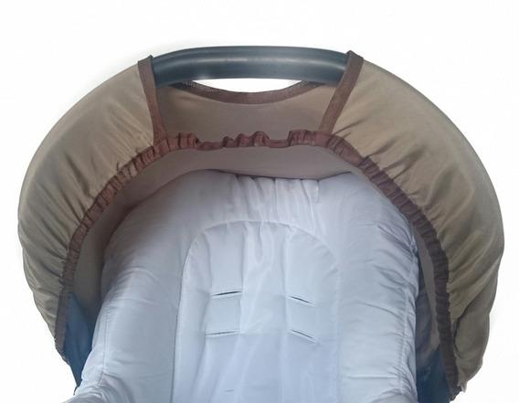 Protetor Solar De Bebe Conforto Multimarcas 100% Poliéster