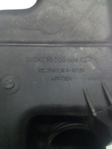 Resonador Purif. Inferior Optra Limited Original #96553466