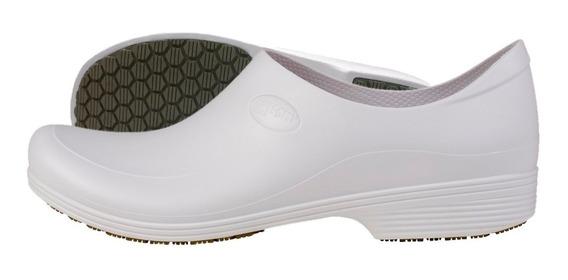 Sapato Antiderrapante Cozinha Hospital Limpeza Sticky Shoe M