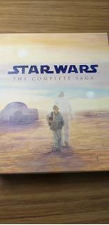 Blu Ray Star Wars Edicion Coleccionista Sin Uso