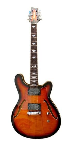 Guitarra Electrica Crimson Santana Seg262 Tsb Garantia
