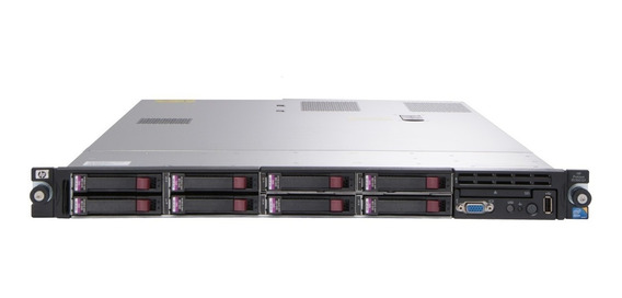 Servidor Hp Dl 360 Six-core 64gb
