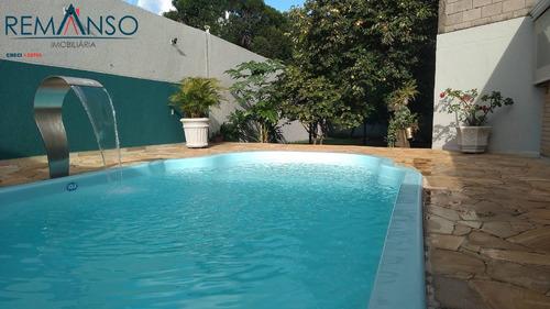 Imagem 1 de 15 de Casa Com Piscina - Chácaras Assay - Hortolândia - Sp - 202303