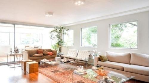 Imagem 1 de 11 de Apartamento De 3 Quartos, 360 M² À Venda, Aluguel No Jardim Paulista - Apa3374