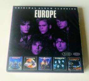 Box 5 Cd Europe Original Album Prisoners Paradise Tomorrow