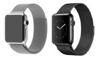 Pulseira Para Apple Watch Metal 42mm 44mm