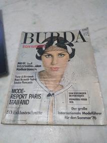 Revista Burda International 1976