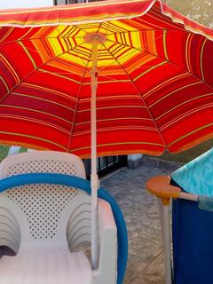 Sombrilla De Playa - Gel Refrigerante