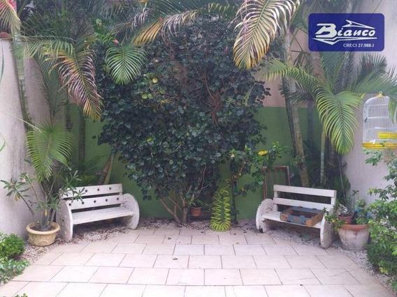 Sobrado Com 2 Dormitórios À Venda, 100 M² Por R$ 490.000,00 - Jardim Paraventi - Guarulhos/sp - So1372