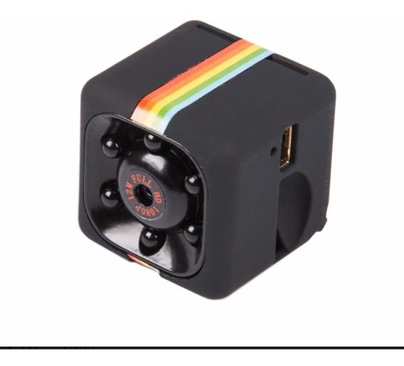 Mini Câmera Sq11 Mini Dv Câmera Filmadora Hd Portátil 1080p