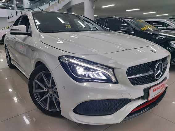 Mercedes-benz Classe Cla 2.0 Sport Turbo 4matic 4p 2017