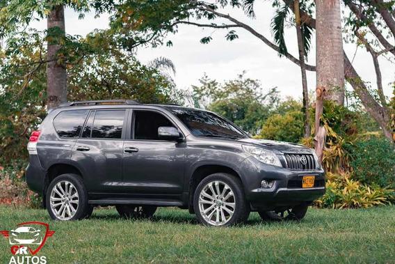 Toyota Land Cruiser Prado Txl