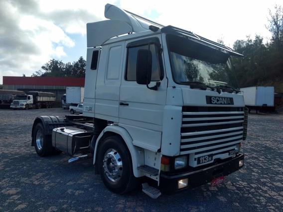 Scania 113 - 4x2 - 1996/1996 - C/ Ar Condicionado