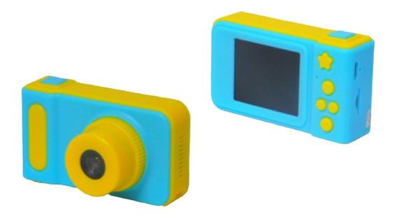 Câmera Digital Fotográfica Kids 3.0 M Pronto Entrega