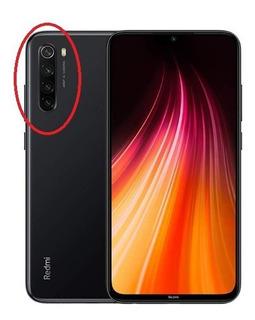 Lente Vidro Camera Traseira Xiaomi Redmi Note 8