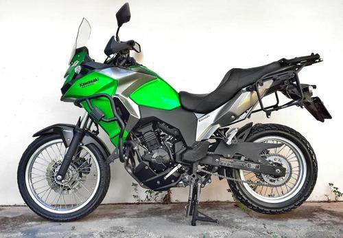 Moto Kawasaki Versys-x 300 2018