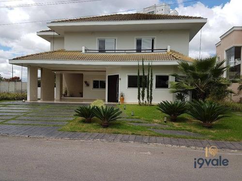 Casa Com 4 Dormitórios À Venda, 305 M² Por R$ 1.600.000 - Jardim Paraíba - Jacareí/sp - Ca1141