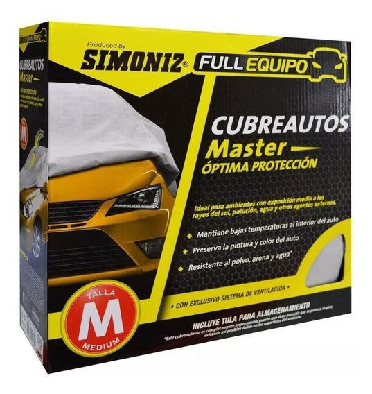 Cubre/pijama Autos/carro Simoniz Master Poliester Nylon T-m