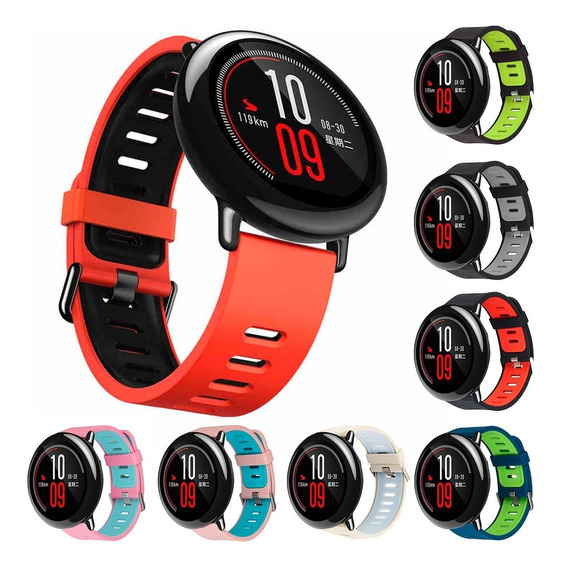 Extensible Deportivo De Lujo Para Smartwatch Amazfit Pace