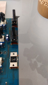 Chave Line/phono Mixer Vmx300 Behringer