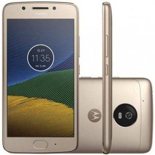 Motorola Moto G5 Xt1676 Dual Chip 32gb 4g - Dourado