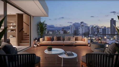 Cobertura Com 3 Dormitórios À Venda, 186 M² Por R$ 2.291.773,63 - Bigorrilho - Curitiba/pr - Co0396
