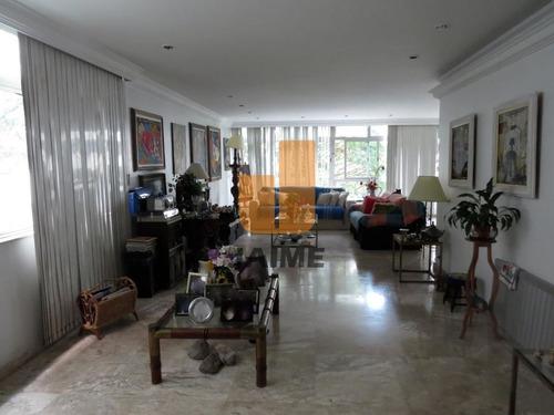 Apartamento Para Locação No Bairro Higienópolis Em São Paulo - Cod: Ja1469 - Ja1469
