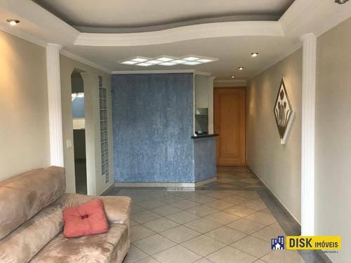 Apartamento Com 2 Dormitórios Para Alugar, 64 M² Por R$ 1.205,00/mês - Vila Dusi - São Bernardo Do Campo/sp - Ap0307