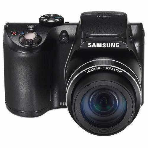 Câmera Semiprofissional Samsung (muito Nova)