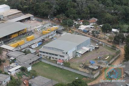 Galpão Industrial À Venda, Moinho, Campo Limpo Paulista. - Ga0005