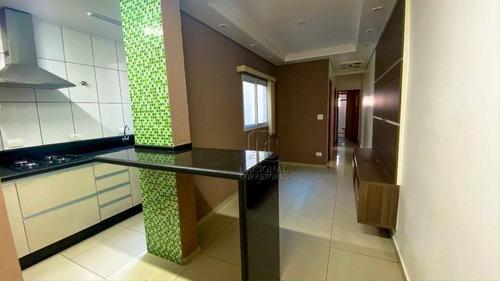 Imagem 1 de 30 de Cobertura Com 2 Dormitórios À Venda, 104 M² Por R$ 340.000,00 - Parque Oratório - Santo André/sp - Co5573