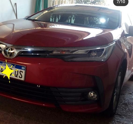 Toyota Corolla 2018 Caja Automática