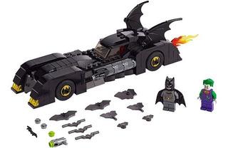 Lego Super Heroes 76119 Batimobile La Persecucion De Guason.