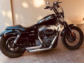 Harley Davidson Sportster Xl 1200 N (nightster)