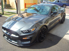 Ford Mustang 5.2l Shelby Gt350 Mt 2016 Gris