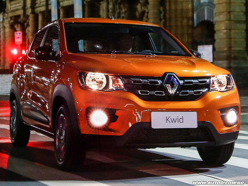 Renault Kwid I100% Financiado Cuota Baja Solo Con Dni (dv)