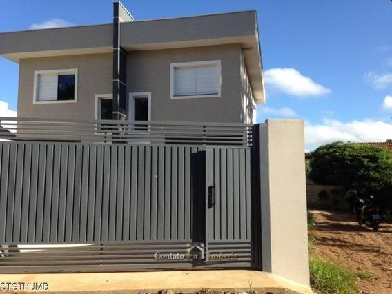 Casa Para Venda Com 2 Suítes - Ca0576-1