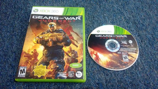 Gears Of War Judgment Para Xbox 360,excelente Titulo,checalo